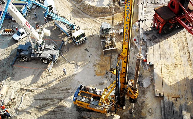 Geotechnical Monitoring Services