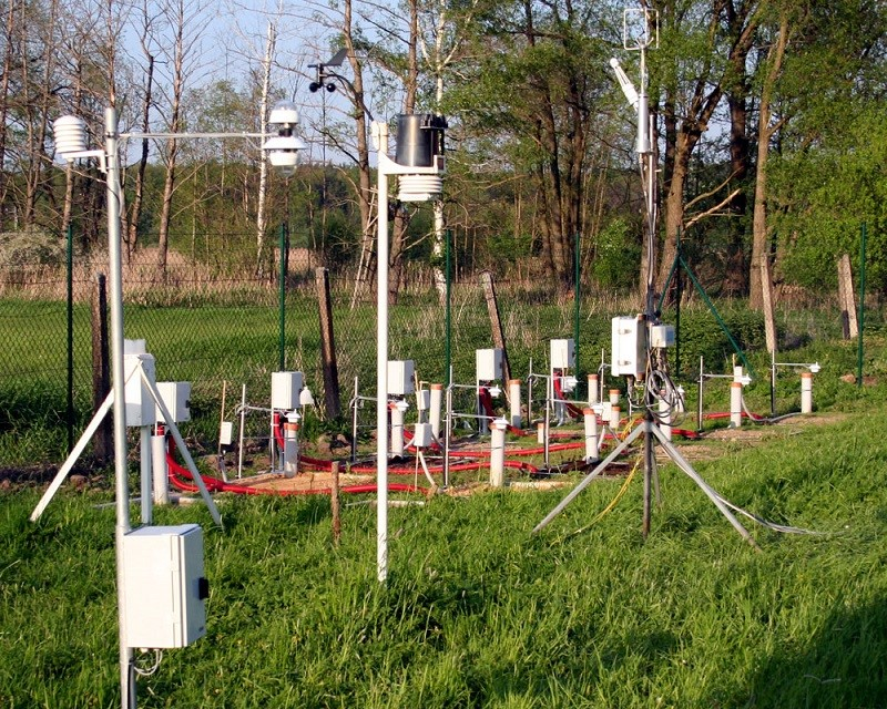 Monitoring Consolidation Of Soft Soil
