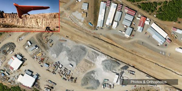 Aerial Mapping using Unmanned Aerial Vehicles