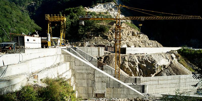 Monitoring solutions for dam