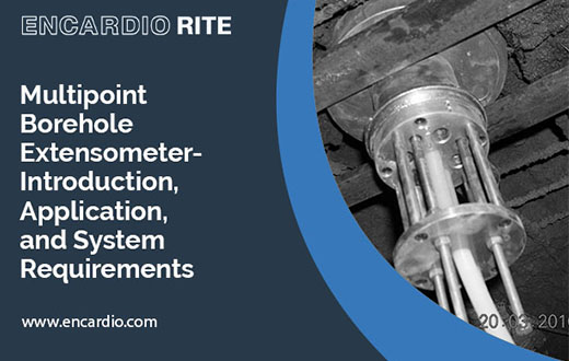 Multipoint Borehole Extensometer