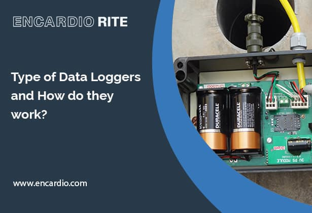 Type of Data Loggers and How do they work