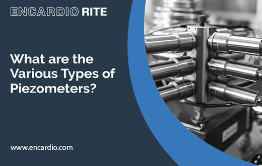 what are the different types of piezometers