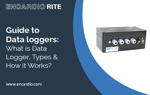 types of data loggers