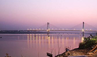 Allahabad Bypass Bridge Project