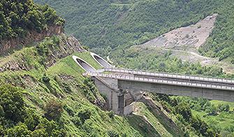 Anthochori Tunnel