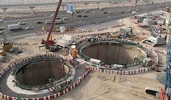 Deep Tunnel Storm Water Terminal Pumping Station and Sea outfall