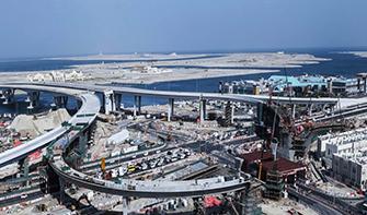 Improvement of Al Shindagha Corridor-Sana Junction Project R-1013/1