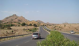 Jaipur Kishangarh NH-8 Expressway Road Project