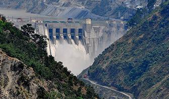 Kishanganga Hydroelectric Project