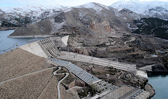 Koprubasi Hydroelectric Project