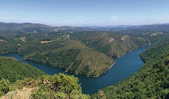 Lechago Dam (Jiloca river)