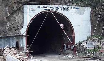 Mangdechhu Hydroelectric Project