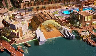 Marsa AL Seef Development Marine Package