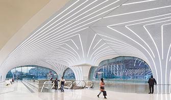 Msheireb Station (Package 5), Major Stations, Doha Metro, Qatar