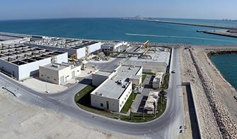 Muharraq STP (Sewer Treatment Plant) Project