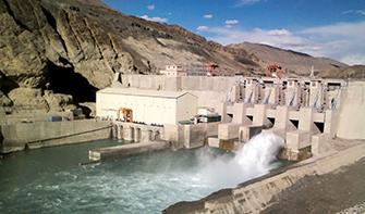 Nimoo Bazgo Hydroelectric Project