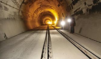Pir Panjal Railway Tunnel