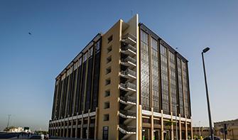 Plot-11 Deira Waterfront Development (multi-storey car park)