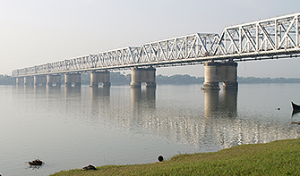 Second Bridge on Narmada River