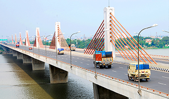 Second Vivekanand Bridge Tollway Project
