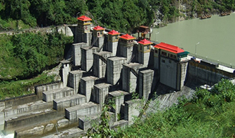 Teesta Stage-V Hydroelectric Plant