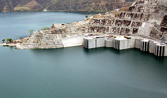 Tehri Hydroelectric Project