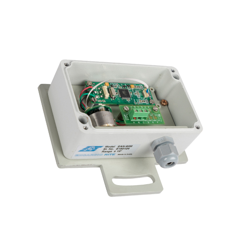 With Box-Type Tilt Sensor