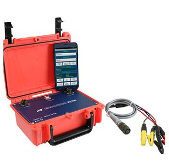Portable Indicator for VW sensors