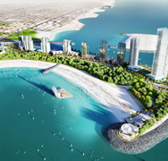 Dubai Water Canal Infrastructure