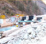 Vishnuprayag Hydroelectric Project