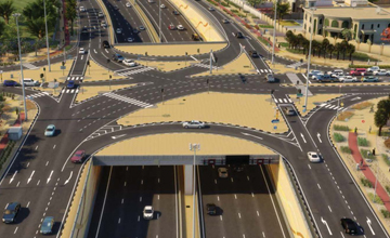 Rayyan Road Project 7 - Doha, Qatar - Our Projects