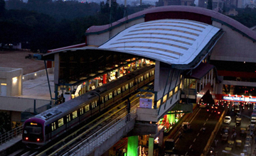 Bengaluru Metro Station