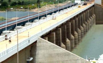 Chagallu Barrage Dam