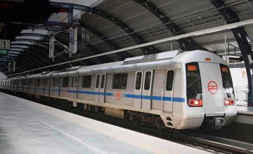 Delhi Metro Project India