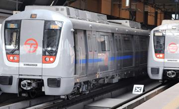 Delhi Metro Railways