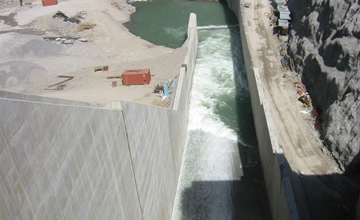 Dhauliganga Hydroelectric Project