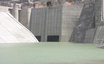 Dhauliganga Dam Uttarakhand