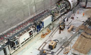 Doha Metro, Qatar - Our Projects | Encardio Rite
