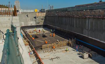 Doha Metro Project Qatar