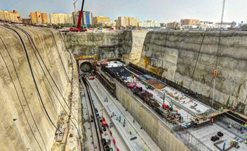 Doha Metro Qatar Construction