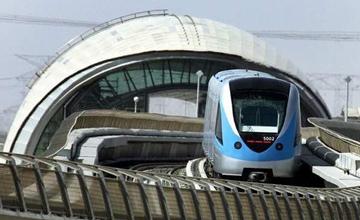 Dubai Metro Railways