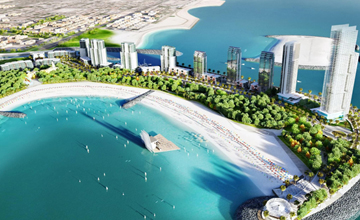 Dubai Water Canal Infrastructure Package-3