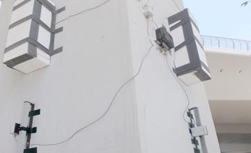Dubai Water Canal Monitoring Instrument