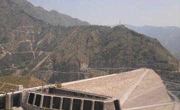 Koldam Dam India