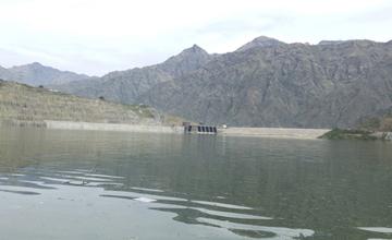 Sutlej River Koldam Dam