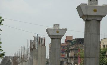 Kolkata Metro Pillar