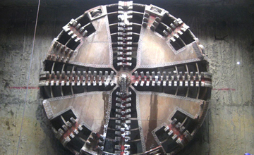 Kolkata Metro Tunnel Machine