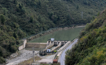 Koprubasi Dam Turkey