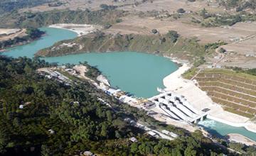 Middle Marsyangdi Dam Nepal